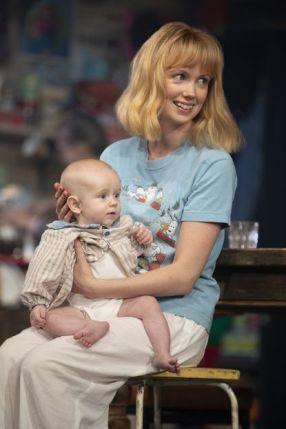 Sean Frank Coffey as baby Bobby Carney in The Ferryman