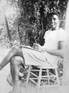 Bayard Rustin at 17
