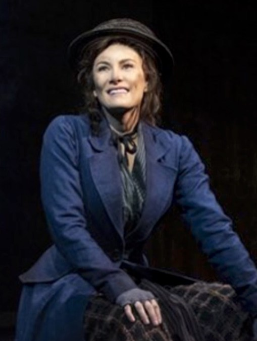 "Laura Benanti took over the role of Eliza Doolittle in the fourth Broadway revival in October, 2018. ""This is the part I've wanted to do my whole life. This is my 13th Broadway show. I've been doing this since I was 18. And I never ever really thought I'd get to play her."""