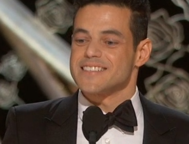 Rami Malek, Bohemian Rhapsody, lead actor