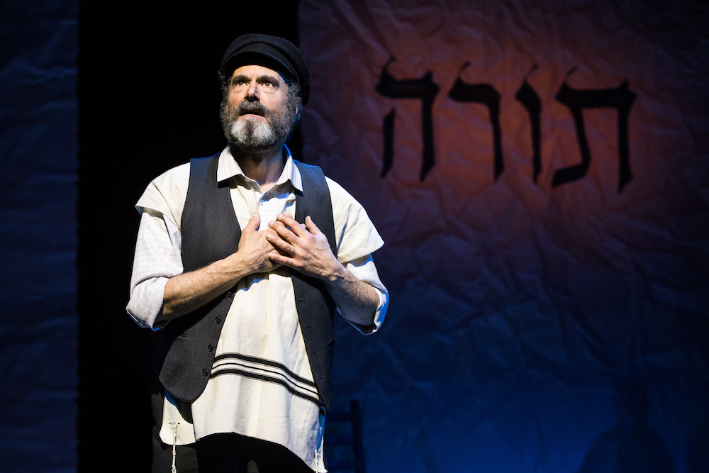 Fiddler on the Roof in Yiddish Off-Broadway Review: Different Context, Still Glorious