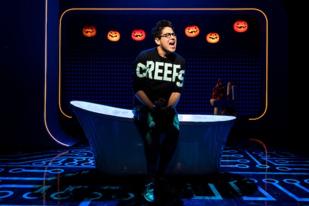 13 Be More Chill on Broadway GEORGE-SALAZAR