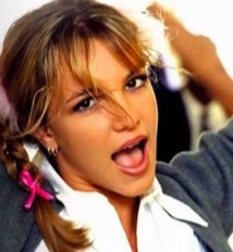 Britney Spears, 20 years ago