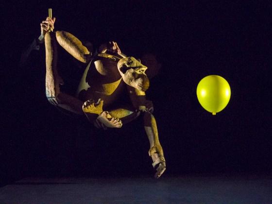Here Dream Music Puppetry's Chimpanzee