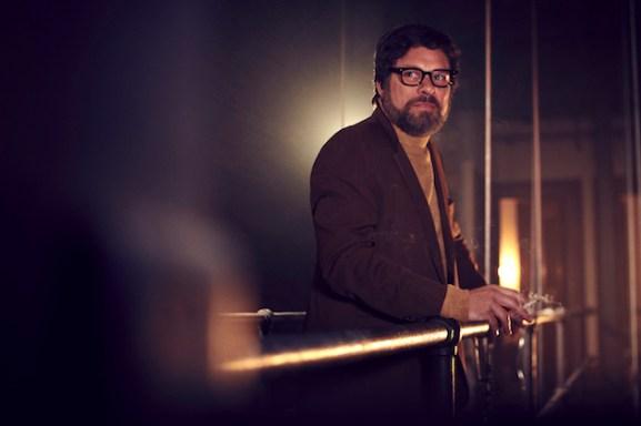 FOSSE VERDON -- Pictured: Norbert Leo Butz as Paddy Chayefsky. CR: Pari Dukovic/FX