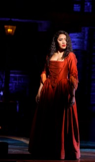 Joanna A. Jones as Maria Reynolds (and Peggy Schuyler)