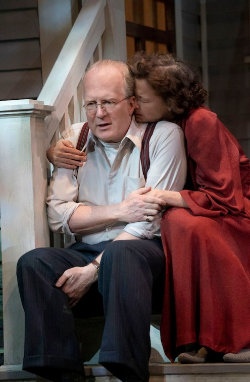 All My Sons 3 Tracy Letts and Annette Bening