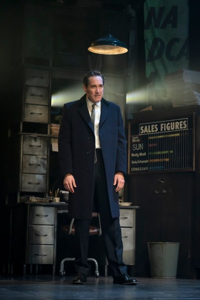 Bertie Carvel as Rupert Murdoch