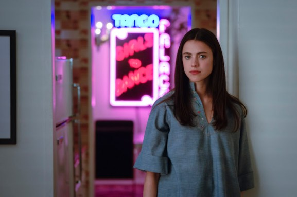 """FOSSE VERDON """"Nowadays"""" Episode 7 (Airs Tuesday, May 21, 10:00 pm/ep) -- Pictured: Margaret Qualley as Ann Reinking. CR: Michael Parmelee/FX"""