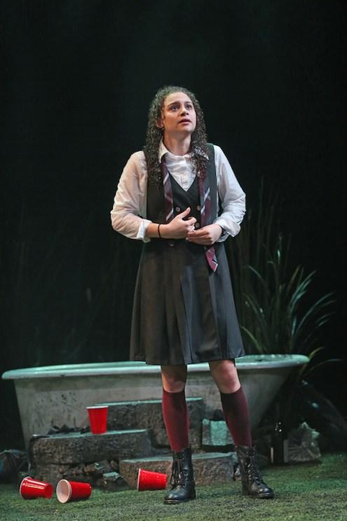 Lily Santiago as Macduff