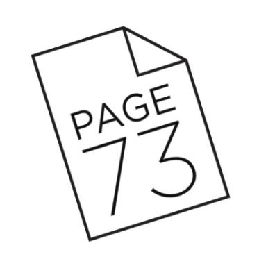 Page73 logo