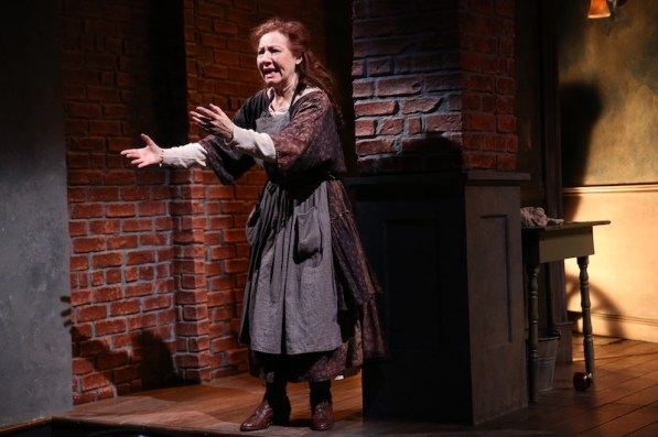 Terry Donnelly as Mrs. Grigson