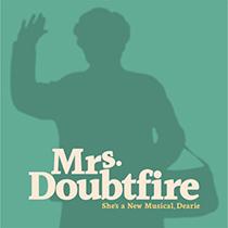 mrs doubtfire logo