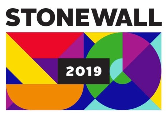 stonewall 50 logo