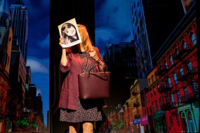 11 Broadway Bounty Hunter Annie Golden