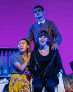 Rebecca Yau, Wilf Walsworth,Lindsay Manion