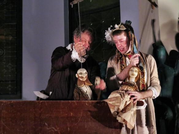 """Duke Oldřich & Washerwoman Božena, the True Story,"" outstanding costume design"
