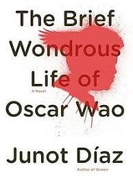 Oscar Wao book cover