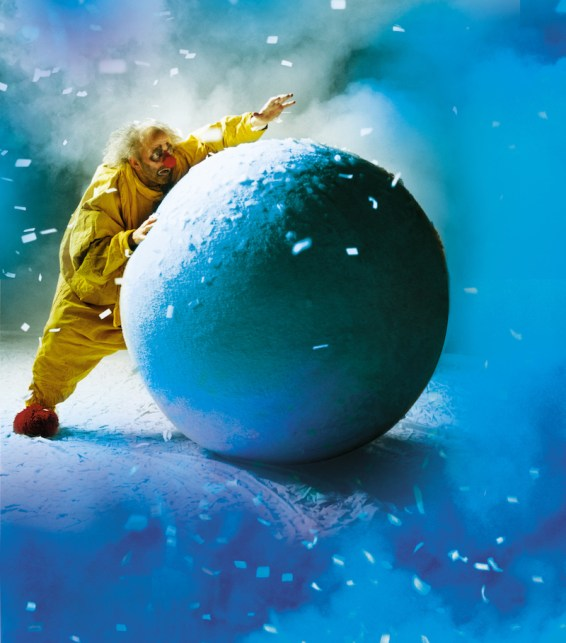 Slava Snowshow 4 Snowball Veronique Vial