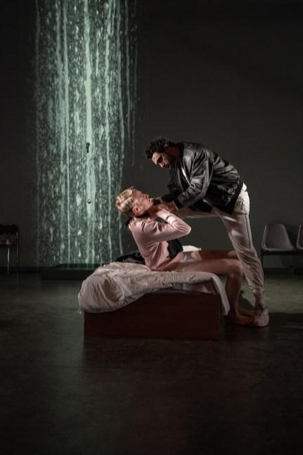Violence 9 Laurenz Laufenberg and Renato Schuch, Photo by Teddy Wolff