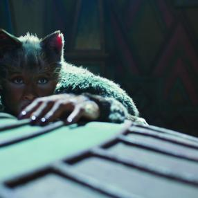 "Jennifer Hudson as Grizabella in ""Cats,"" co-written and directed by Tom Hooper."