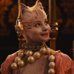 "Francesca Hayward as Victoria in ""Cats,"" co-written and directed by Tom Hooper."