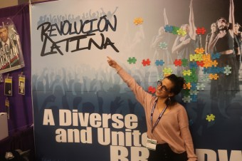 co-founder of Revolucion Latina