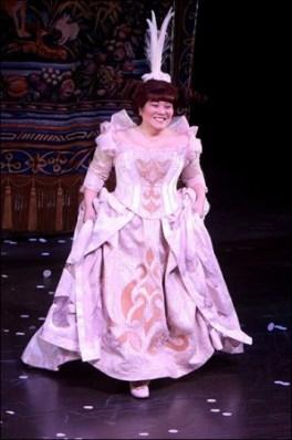 Harada in Cinderella 2