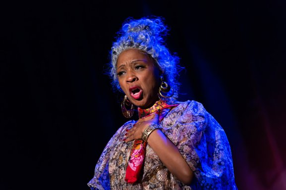 Rosalind Brown as Alberta Hunter