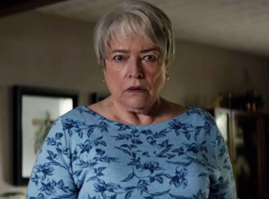 Kathy Bates, supporting actress in Richard Jewell. Four-time Broadway veteran, 1983 Tony nominee for 'Night Mother.