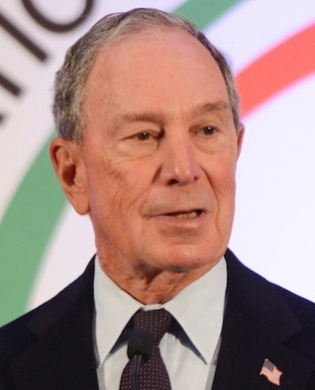 """Mike Bloomberg never seems to be trying very hard to project anything in particular. This is what [acting teacher Patsy] Rodenburg calls ""first circle"" where, ""…the energy you generate falls back into you… You can come across to others as self-centered, uncaring and withdrawn…"" I suppose that's what happens when you're REALLY rich and don't much care what others think of you. But we are drawn to charismatic leaders who inspire. Will voters look past that lack of charisma?"""