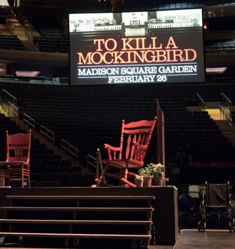 Mockingbird at MSG 9