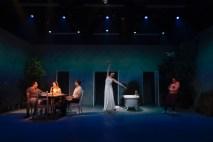 Jason Babinsky (Toby), Miriam Silverman (Emma), Richard Topol (John), Celeste Arias (Anna) and Gabby Beans (Bonnie)