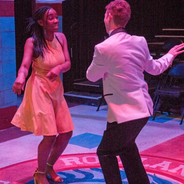 Teenage Dick Review. Theater Wit brings Mike Lew's updated Richard III streaming to the nation
