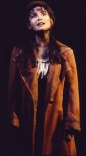 Les Salonga as Eponine in Les Miserables