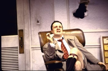 Nathan Lane in Laughter on the 23rd Floor, 1993