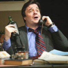 Nathan Lane in Butley, 2006