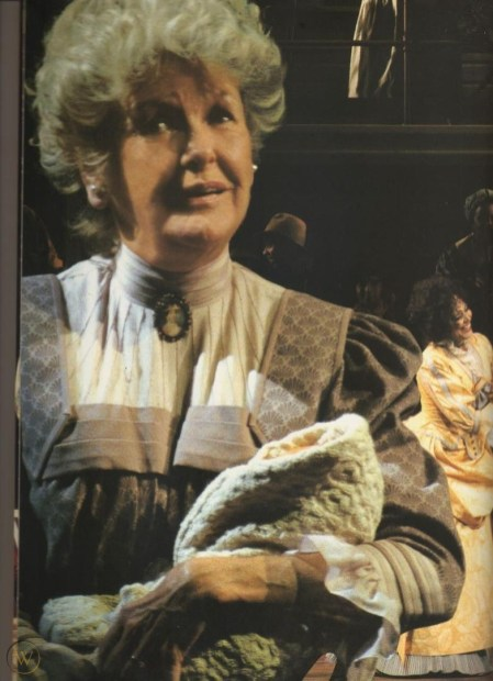Stritch in the revival of Show Boat, 1994