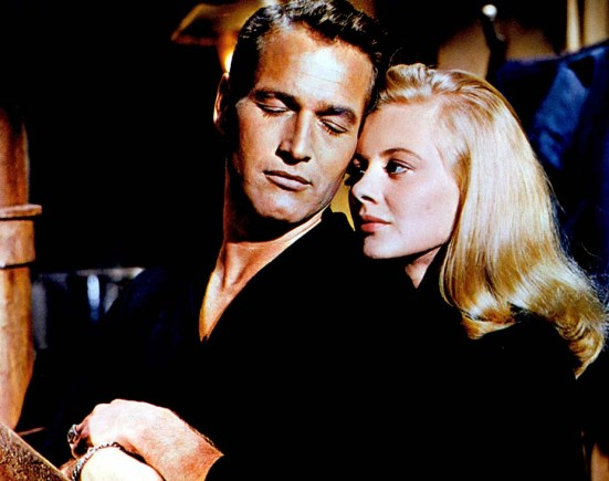 Sweet Bird of Youth (1962) Directed by Richard Brooks Shown from left: Paul Newman, Shirley Knight