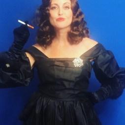 Jessica Sherr in Bette Davis Aint for Sissies