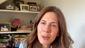 Jessica Hecht in What do you Want What do you Want What do you Want by Sarah Ruhl