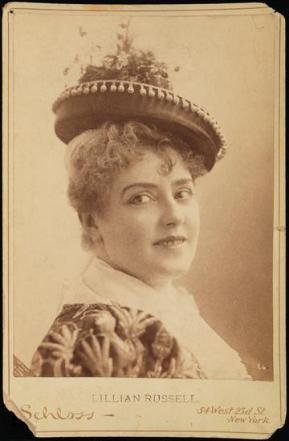 Lillian Russell 1893