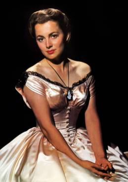 Olivia de Havilland, age 18, in 1934