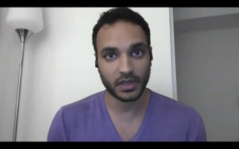 The Line Arjun Gupta as emergency room physician