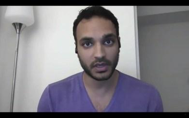 The Line Arjun Gupta as emergency room physician