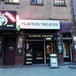 Players Theatre with Bravo Book Nook back in February