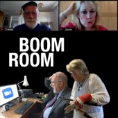 Boom Room Our Star Theatre Company Adrian bravely attempts to enter the Boom Room for a school reunion. However, technological and personal challenges along the way lead to an experience that will probably resound with many people right now, as he struggles to be digitally woke! @ourstartheatre