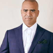 Christopher Jackson in concert