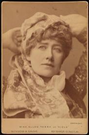 Ellen Terry as Viola in Twelfth Night , 1884
