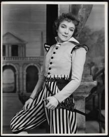 Helen Hayes as Viola in Twelfth Night 1940